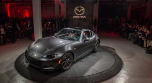 Mazda MX-5 ma chowany sztywny dach