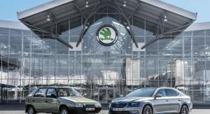 Skoda i Volkswagen: ćwierć wieku razem