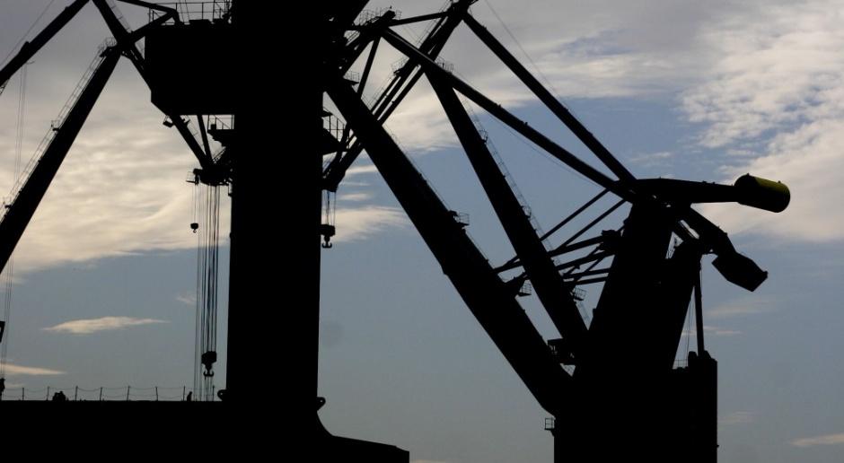 Częściowa prywatyzacja największej stoczni na Ukrainie
