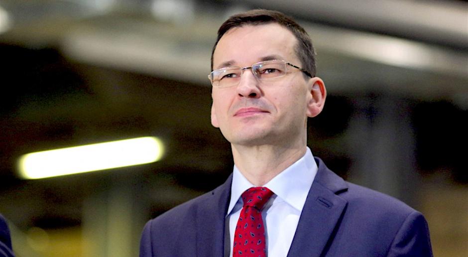 Morawiecki: Polsce potrzebna jest neoindustrializacja