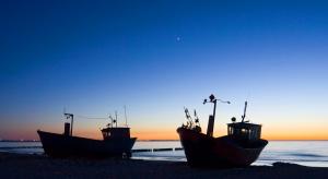 Morskie jednostki wędkarskie zablokowały część bałtyckich portów