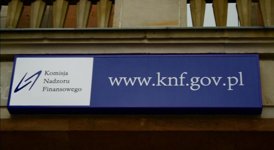 TNT Finance oraz The Reserve Bank of Poland na liście KNF