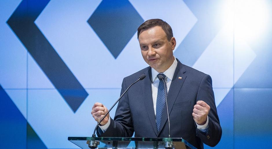 Prezydent: GPW jest symbolem polskiego sukcesu przemian