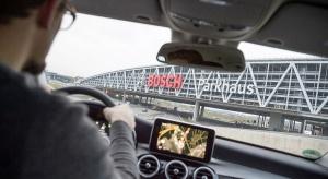 Bosch zmienia proces parkowania