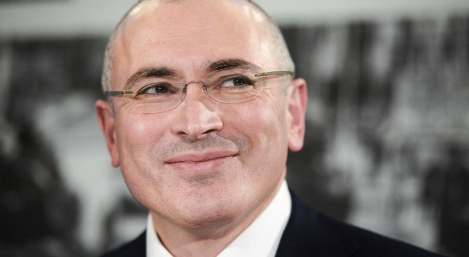 """Chodorkowski znów na liście najbogatszych według """"Forbesa"""""""