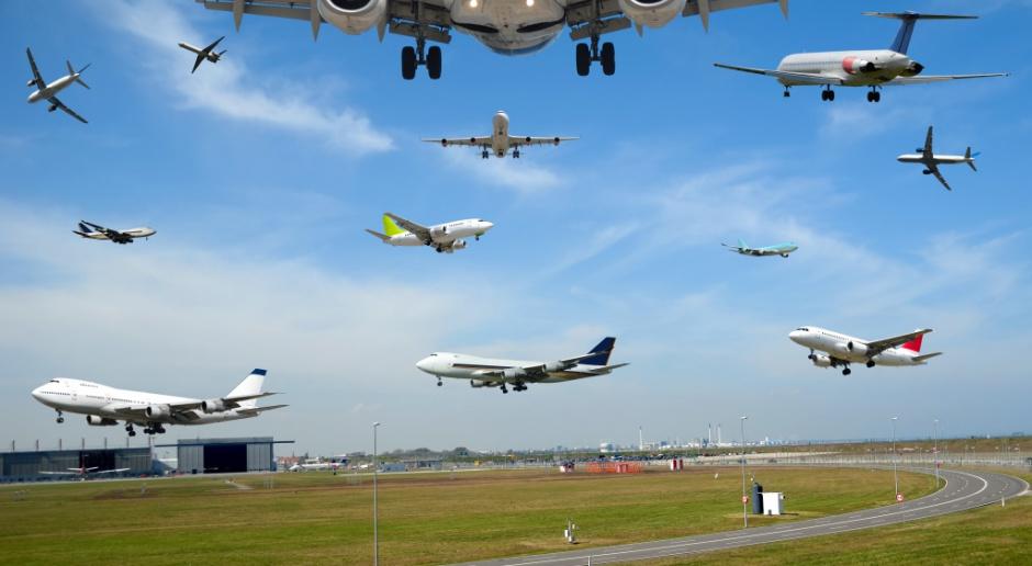 Budowa CPK wymaga nowych tras dla samolotów i wyszkolenia ok. 400 kontrolerów
