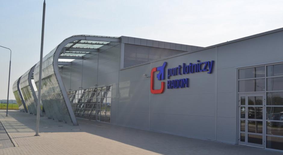 PPL szuka chętnych do prowadzenia lokali handlowych i gastronomicznych na lotnisku w Radomiu