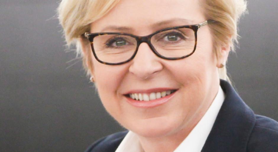 """Jadwiga Wiśniewska o przyszłości węgla: """"Wiele wojen trzeba będzie stoczyć"""""""