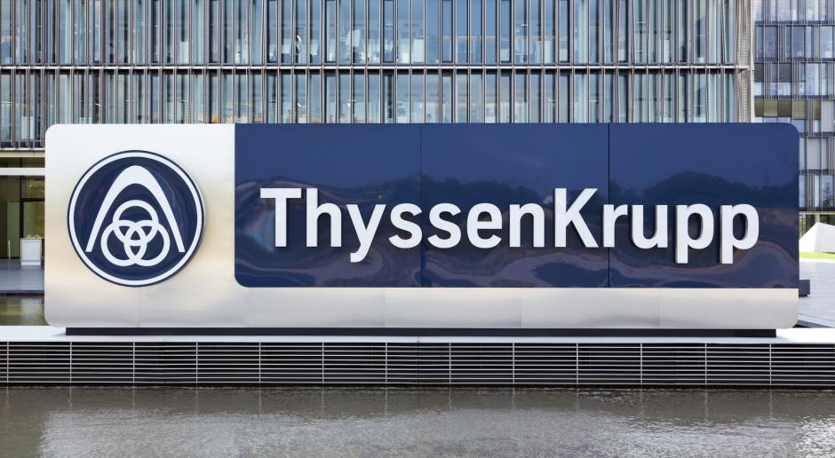 Największa fabryka układów kierowniczych Thyssenkrupp powstanie w Chinach