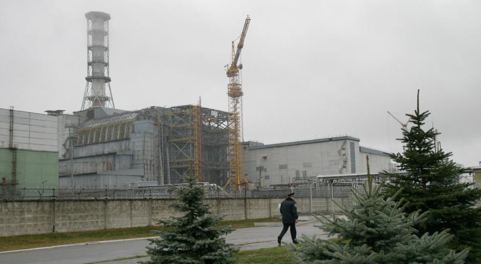 Ukraina wybuduje nowy magazyn odpadów radioaktywnych