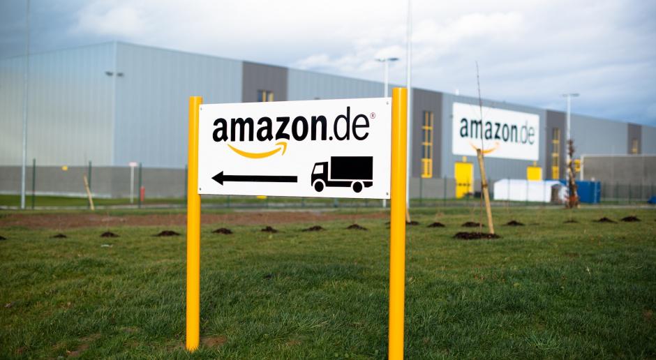 Strajki w niemieckich centrach logistycznych Amazona