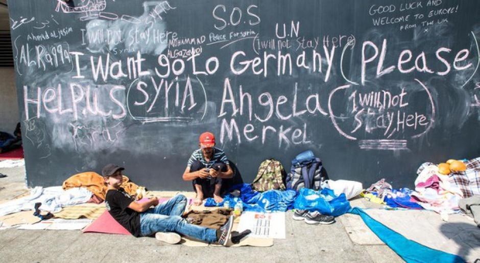 Niemcy spodziewają się w tym roku 300 tys. uchodźców