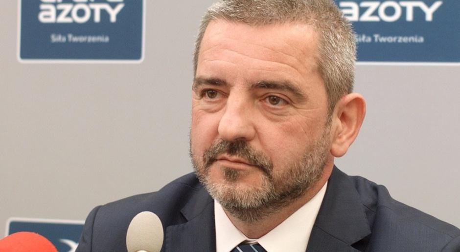 Nowy prezes ZA Puławy już 10 maja