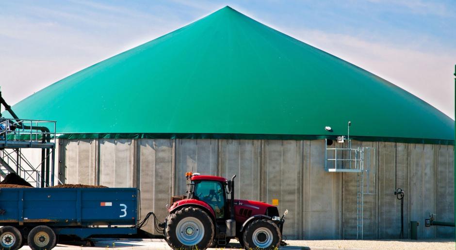 Szyszko o produkcji energii z biogazu: to szansa dla wsi