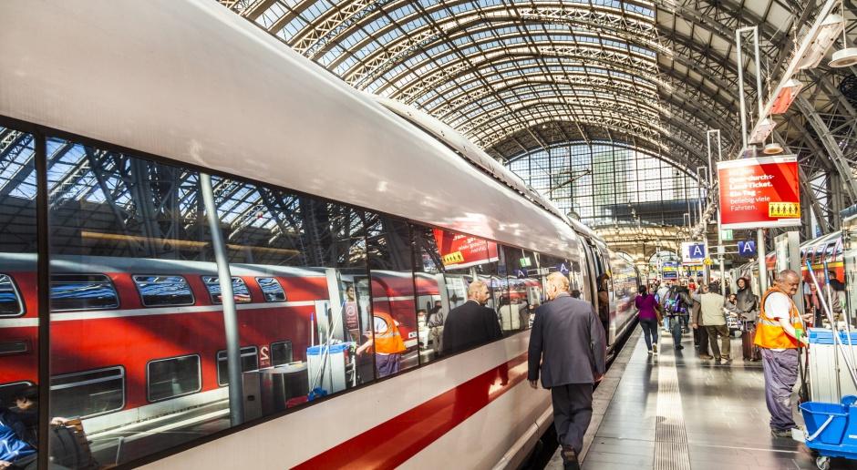 Niemiecki rząd planuje wielomiliardową pomoc dla Kolei Niemieckich