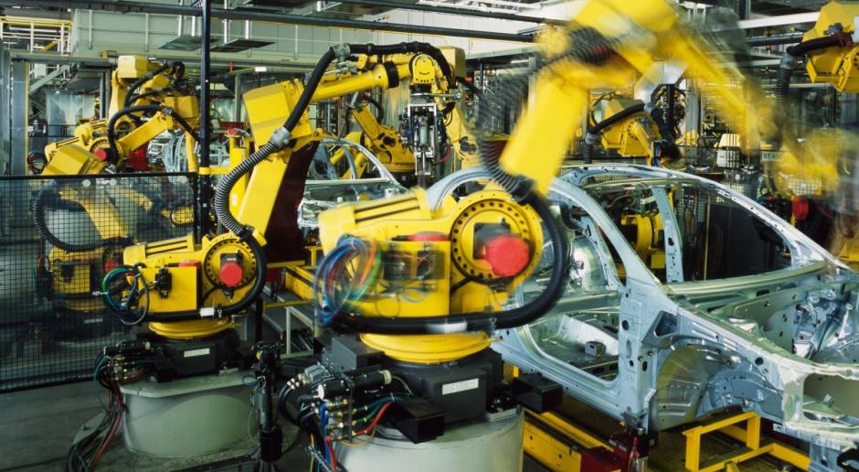Produkcja przemysłowa w Niemczech znowu rośnie
