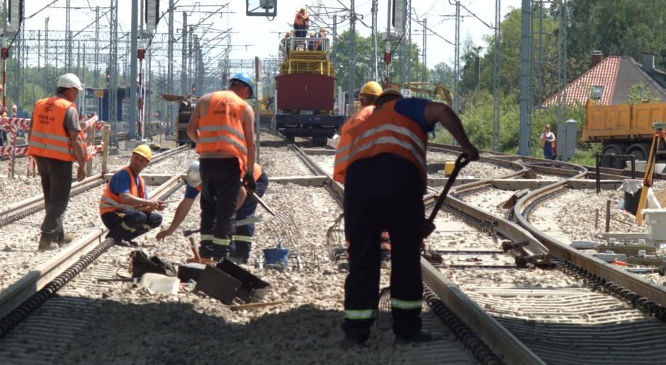 Linia kolejowa E30 zyskała w Krakowie zmodernizowany przystanek