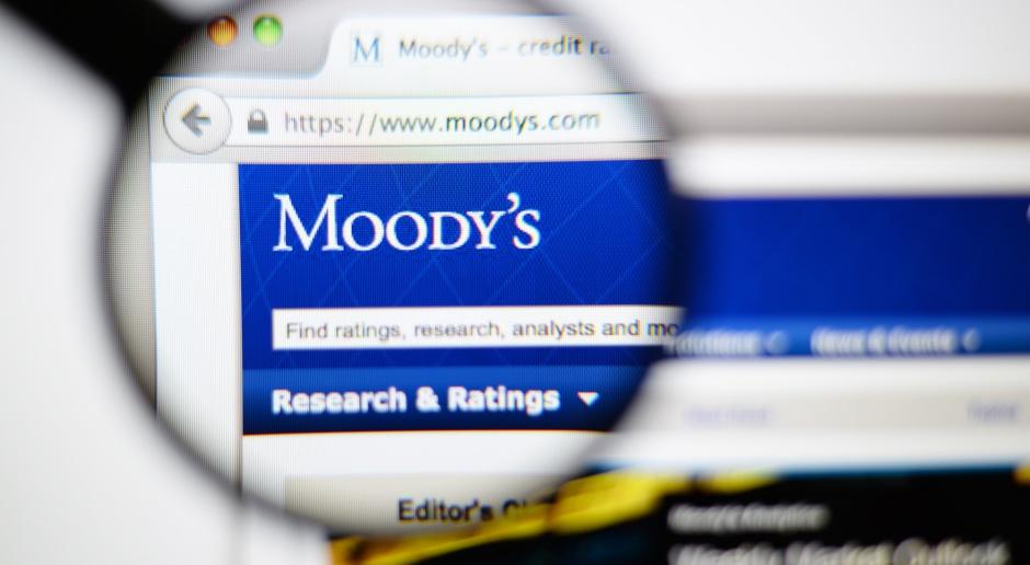 Moody's potwierdziła rating Polski, ale zmieniła jego perspektywę na negatywną