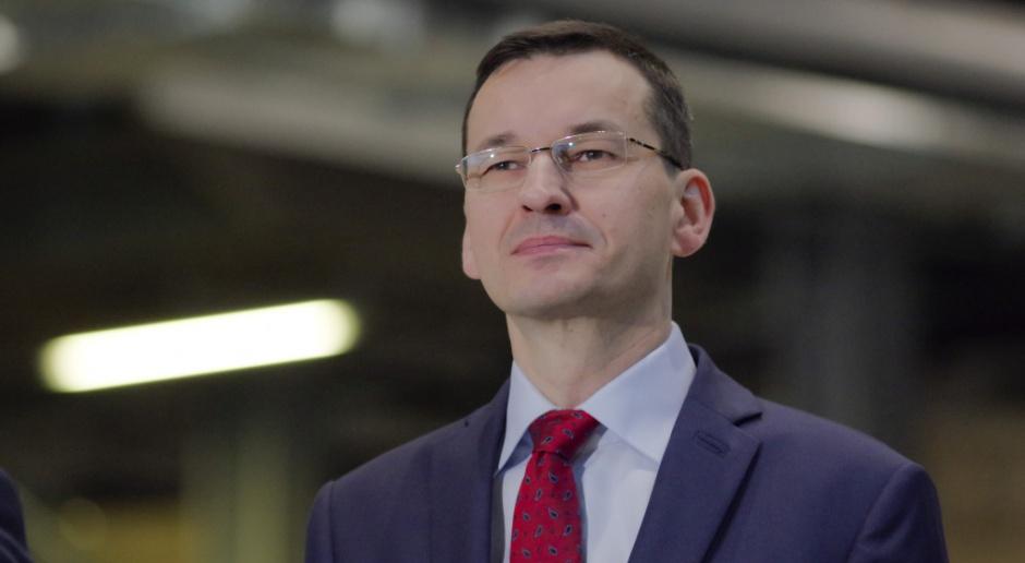 Morawiecki w Brukseli o planach gospodarczych i pracownikach delegowanych