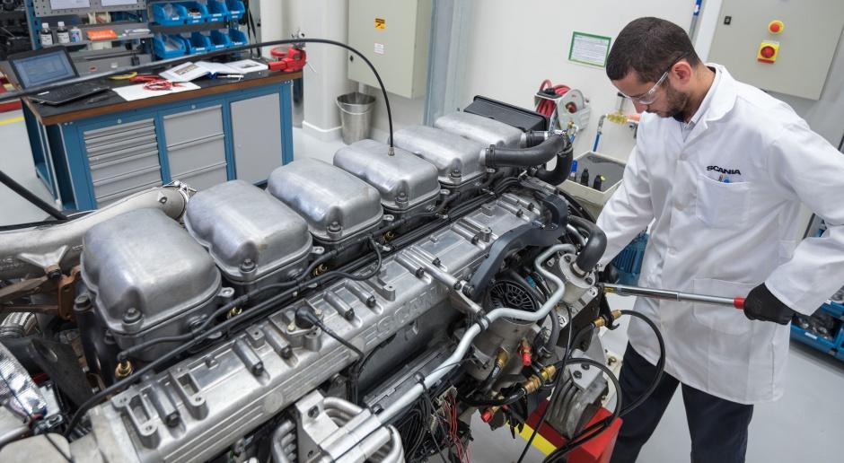 Scania wybuduje fabrykę baterii i akumulatorów