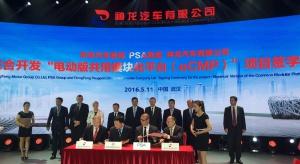 Jeszcze bliższa współpraca PSA i Dongfeng
