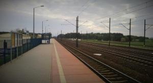 Będzie kolejny peron na stacji Włoszczowa Północ na CMK