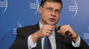 Valdis Dombrovskis tymczasowym komisarzem ds. handlu