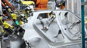 Strajki paraliżują fabryki samochodów w Niemczech