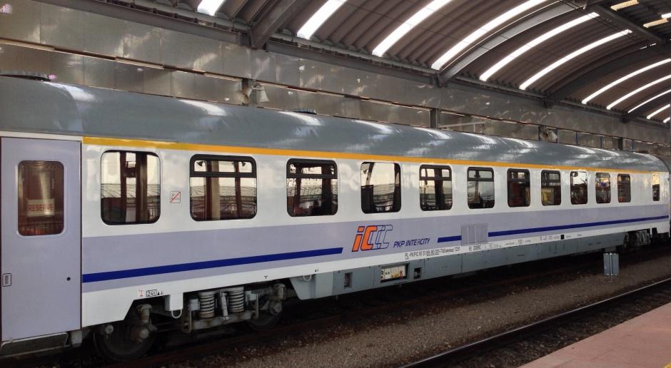 PKP Intercity kończy ze starym typem toalet w pociągach