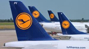 Lufthansa zredukuje personel kierowniczy i administracyjny