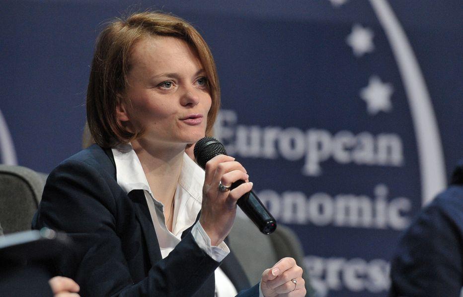 Jadwiga Emilewicz Fot. PTWP