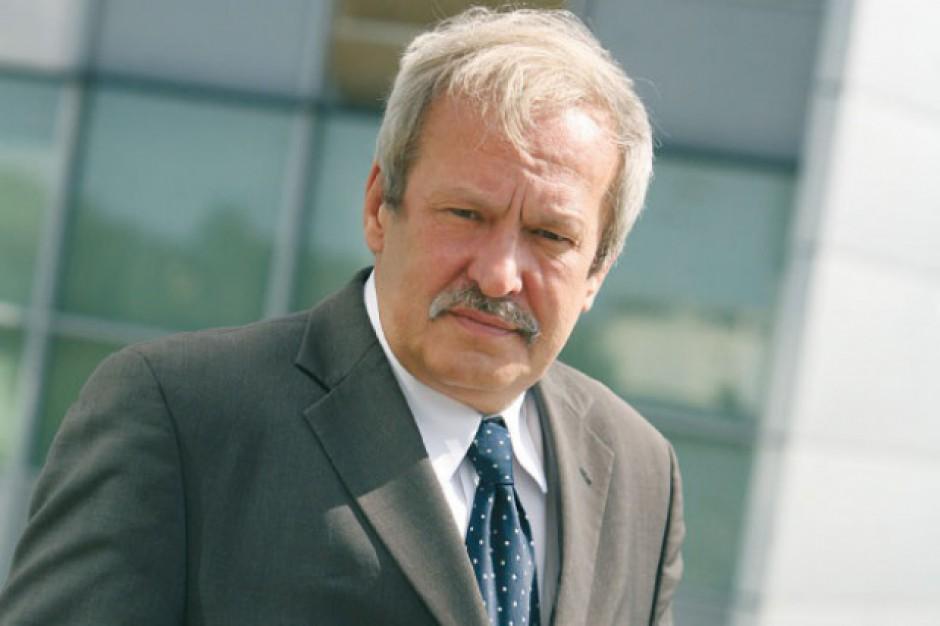 Janusz Steinhoff, wicepremier, minister gospodarki w latach 1997-2001.