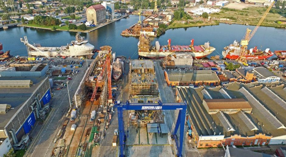 Nowy prezes stoczni Remontowa Shipbuliding