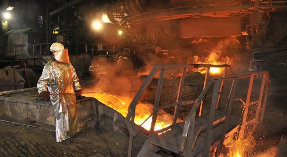 British Steel zlikwiduje prawie 10 proc. miejsc pracy