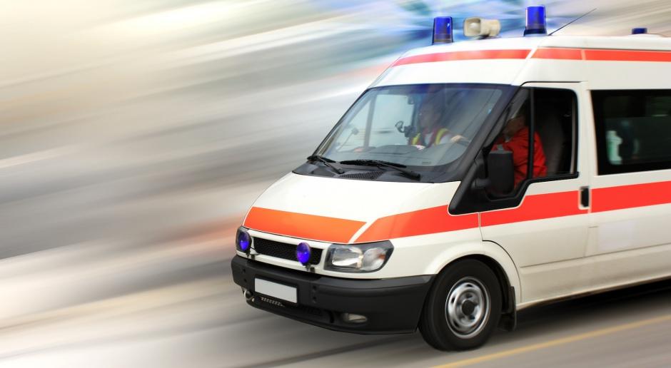 MZ zaproponowało ratownikom medycznym podwyżki; ratownicy niezadowoleni