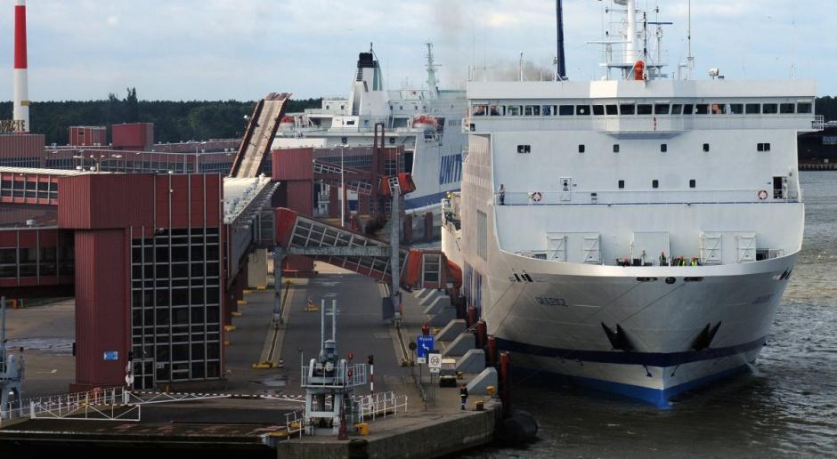 Budimex za 185 mln zł przebuduje terminal promowy w Świnoujściu