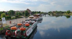 Wiceminister Kozłowski: swobodny dostęp do portu w Elblągu ma strategiczne znaczenie