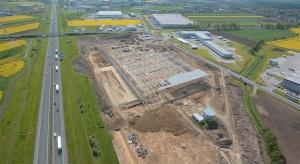 Segro wybuduje centrum dla Tesco przy autostradzie A2