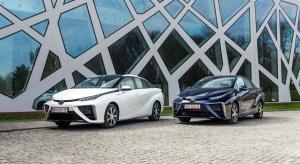 Toyota wykorzysta wodór z zakładów chemicznych do produkcji prądu