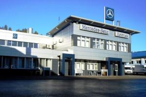 Grupa Wróbel otwiera oddział Mercedes-Benz na Pomorzu