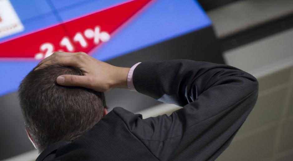 Indeksy GPW zanotowały dzień obniżek. Najwięcej stracił sWIG 80
