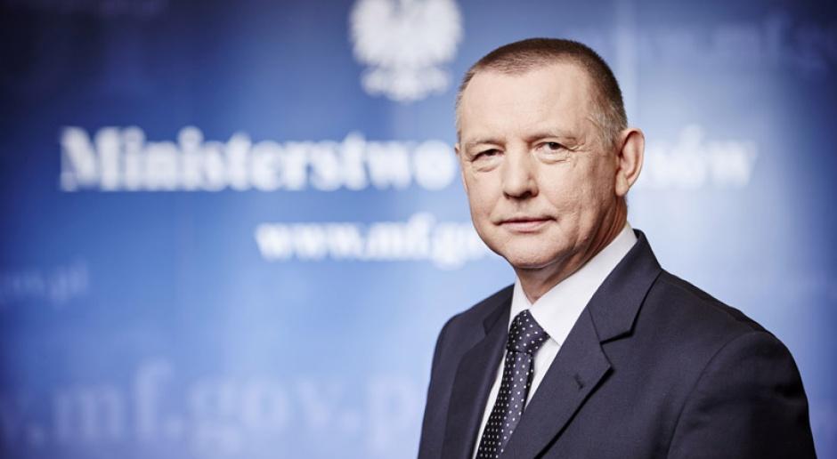 Wiceminister finansów: utworzenie KAS zwiększy efektywność służb skarbowych
