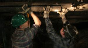 Wizja lokalna po wstrząsie w kopalni Bielszowice; czterej górnicy nadal w szpitalach
