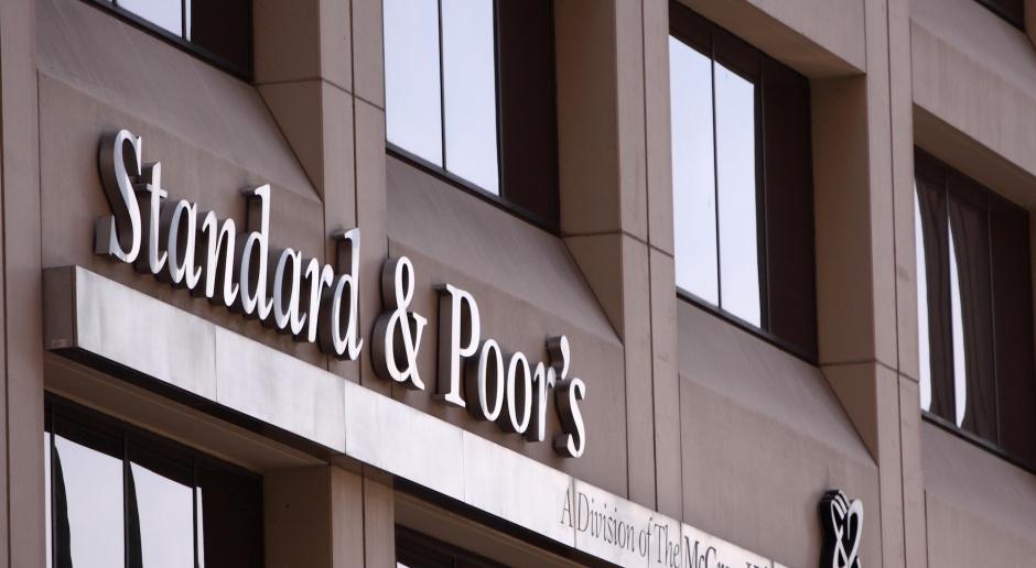 """Agencja S&P potwierdziła rating Polski na poziomie """"A-"""""""