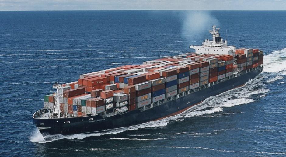 Chiński eksport ciągnie przewozy morskie
