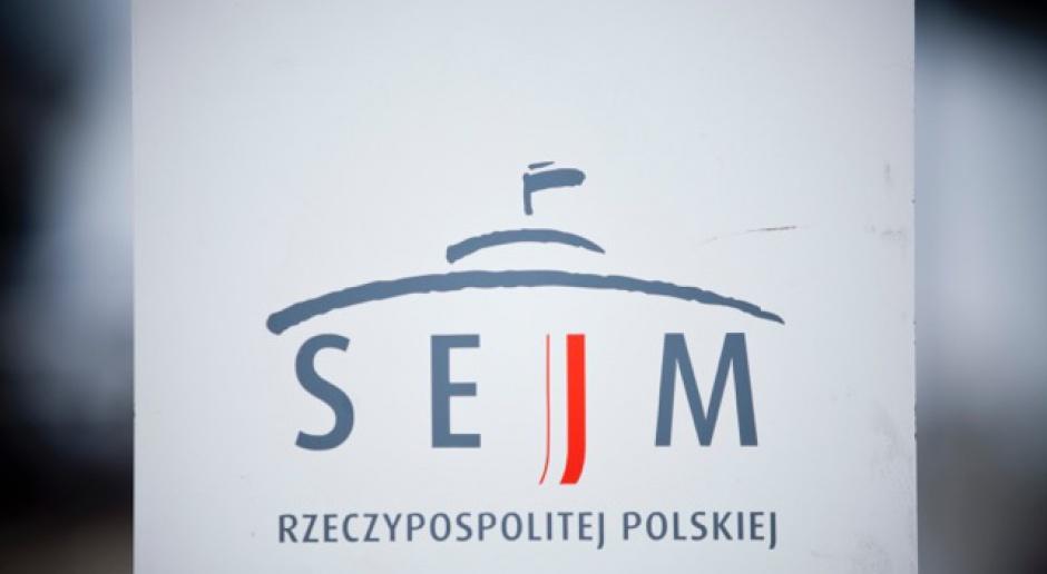 Sejm. Komisja finansów za udzieleniem absolutorium rządowi