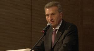 Oettinger: Europa powinna tworzyć nowe technologie, nie tylko je użytkować