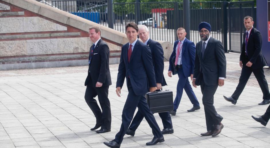Premier Kanady zaniepokojony o los umowy CETA o wolnym handlu z UE