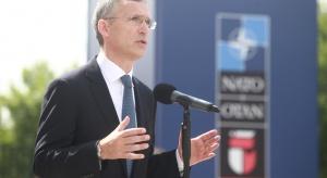 Szef NATO: Trudno uwierzyć, że Białoruś działała bez porozumienia z Rosją
