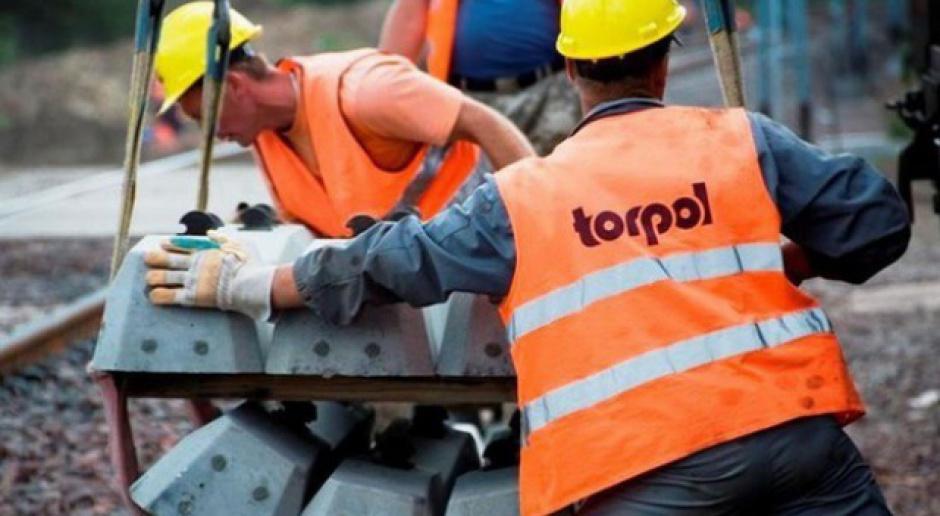 Torpol zlecił prace za ponad 50 mln złotych